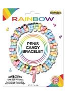 Dicky Charms Multi Flavored Penis Shaped Candy In A Super...