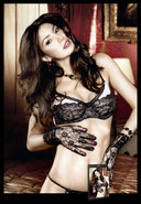 Wrist Length Lace Evening Gloves (disc)