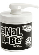Anal Lube Natural 4.5 Ounce