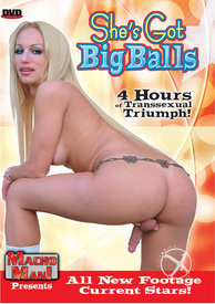 4hr Shes Got Big Balls(disc)