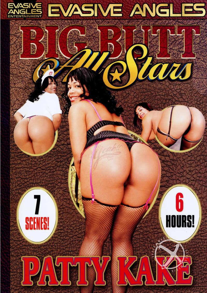 Butt Porn dvd big